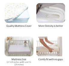 Buying Crib Mattress Top 5 Best Crib Mattresses 2018 Buyer S Guide And Reviews