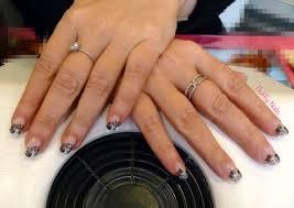 dessin sur ongle en gel fluffy nails pose 31 pose d u0027ongles en gel naturelle