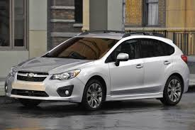 subaru hatchback 2 door used 2014 subaru impreza for sale pricing u0026 features edmunds