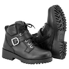 womens black moto boots black brand womens marica boots cruiser u0026 harley boots
