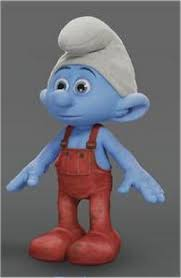 blog baby smurf