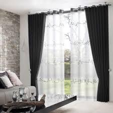 vorhänge wohnzimmer gardinen für das wohnzimmer mein gardinenshop