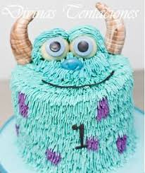 monsters inc cake lillyscakepops cake pinterest monsters