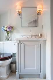 Luxury Powder Room Vanities Impressive Bemis Toilet Seat In Powder Room Contemporary With