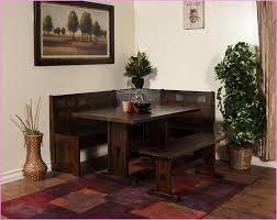Breakfast Nook Table Bench Set Rustic Wood Corner Breakfast Nook - Breakfast nook kitchen table sets
