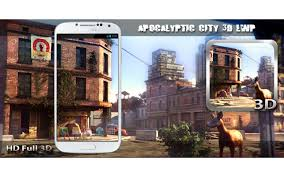 halloween post apocalyptic background apocalyptic city 3d lwp android apps on google play