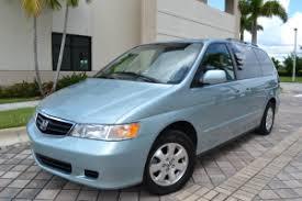 2003 honda odyssey minivan palmbeacheurocars com quality used cars