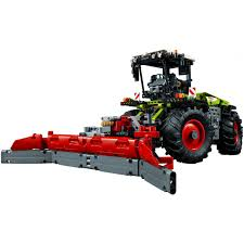 lego technic technic claas xerion 5000 trac vc 42054