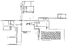 desert house plans kaufmann house desert house palm springs