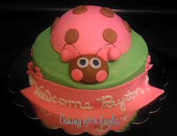 baby shower cakes ladybug cake sayings lady bug loversiq