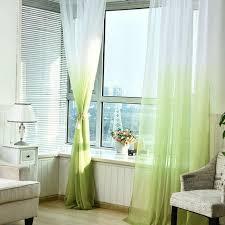 deco rideaux chambre moderne décoration de mariage tulle rideaux chambre gradient re