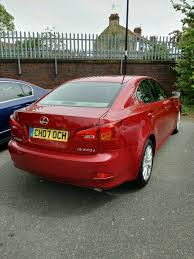 lexus vehicle service history lexus is 220 only 108 000 miles full service history in north