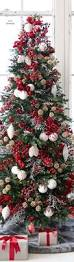 best 25 red christmas trees ideas on pinterest christmas tree