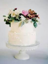 Wedding Cake Palembang Marbled Wedding Cake With Gold Leafing Cakes Pinterest