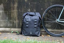 bicycle waterproofs the gear junkie chrome industries u0027 waterproof bike backpack the