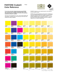 pantone coated color reference by artcorner vn issuu