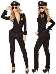 Halloween Costumes Adults Law Enforcer Police Costume Halloween