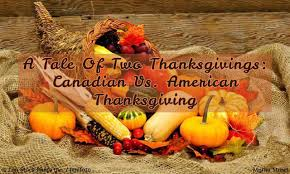 traditional canadian thanksgiving dinner a tale of two thanksgivings canadian vs american thanksgiving
