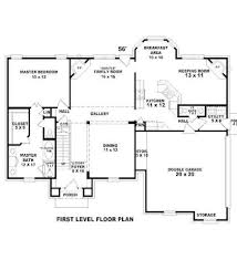 bedroom house floor plans designs double story house plans free 5