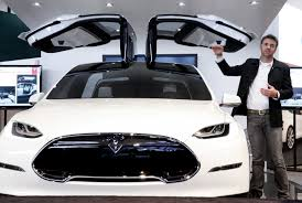 tesla outside tesla u0027s model x will transform the company fortune