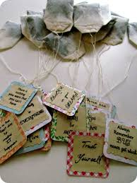 personalized tea bags personalized tea bags these would be wonderful for poetry teatime