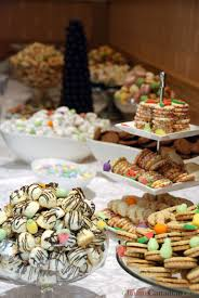 wedding cookie table ideas an ode to the italian cookie table how would we celebrate without