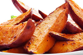diabetic dishes diabetic recipe for chili sweet potato wedges http www