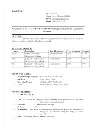 resume sles for freshers mechanical engineers pdf to excel marvelous resume format for freshers mechanical engineers pdf free