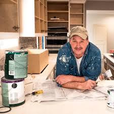 best laminate kitchen cabinet paint painting laminate cabinets family handyman