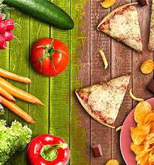 real food vs processed food