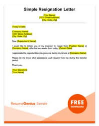 how to write a letter of resignation due to retirement resignation letter sles free downloadable letters