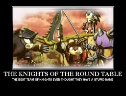 Knights Of The Round Table Names The Knights Of The Round Table By Shadic64 On Deviantart