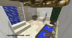 bathroom ideas for minecraft bathroom design