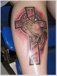25 praying tattoos for the faithful