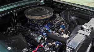 1968 mustang engines bullitt spec 1968 ford mustang fastback