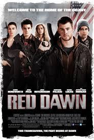 Red Dawn (Amanecer Rojo) (2012)