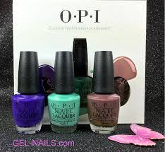nail lacquer trio colors is the universal language
