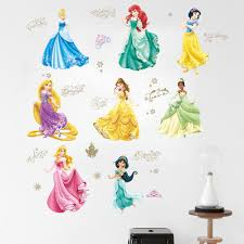 Stickers Muraux Nuages Blancs by Princesse Stickers Muraux Promotion Achetez Des Princesse Stickers