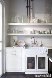 Kitchen Cabinets With Shelves Open Shelving These 15 Kitchens Might Convince You Otherwise
