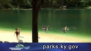Kentucky Beaches images Pennyrile state resort park beach jpg