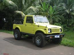 jeep dark green maruti gypsy pictures page 22 team bhp