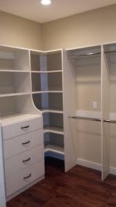 shallow closet solutions closet elfa storage systems container store elfa elfa closet