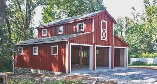 best barn style garage with apartment plans home style tips simple
