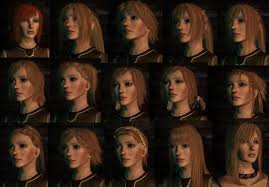 agerd hair styles more hairstyles at dragon age mods and community