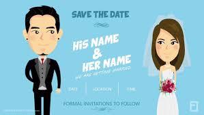 save the date template save the date template 03 by frigg animation