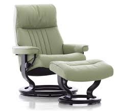 Stressless Recliner Chairs Reviews Stressless Crown Recliner With Ottoman By Ekornes
