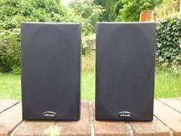 Best Polk Audio Bookshelf Speakers Pair Of Polk Audio Rt 151 Bookshelf Speakers Power Port Working