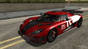 koenigsegg gta 5 location 5 koenigsegg one 1 2014 for gta san andreas