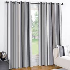 Rugby Stripe Curtains by Grey Drapes And Curtains Stripe Curtains Related Keywords