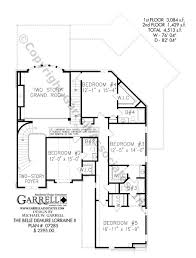belle demure lorraine ii house plan country farmhouse southern